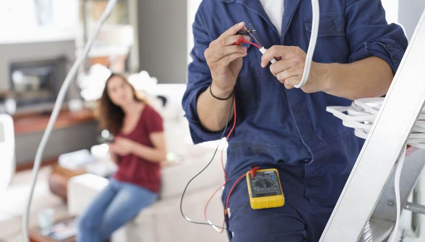 Elettricista Roma